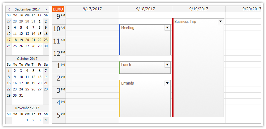 Tutorial: JavaScript Event Calendar and Spring Boot Backend