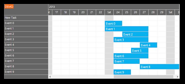 Daypilot Pro For Javascript 10 Beta6 Daypilot For Javascript
