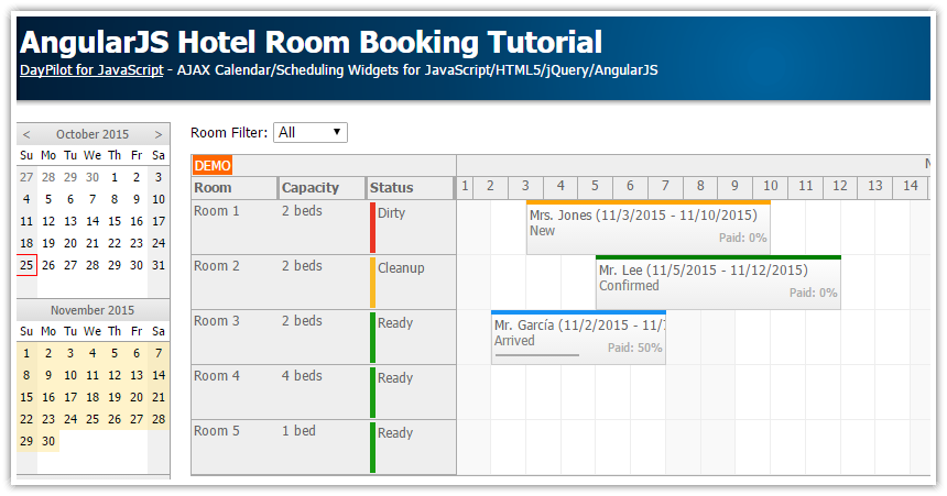 Time slot booking calendar php php script.