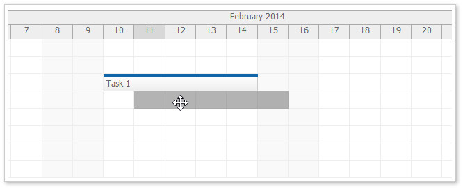 html5 scheduler drag drop moving