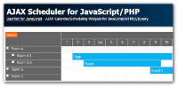 Scheduler for JavaScript (PHP Tutorial)