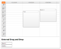 Tutorial: HTML5 Event Calendar - Touch Events Customization (iOS, Android, Windows 8)