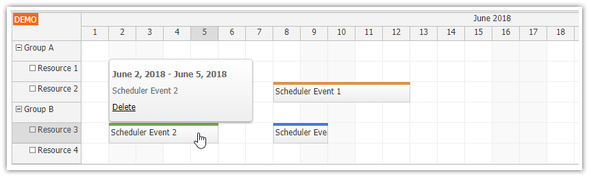 angular scheduler dynamic tooltip