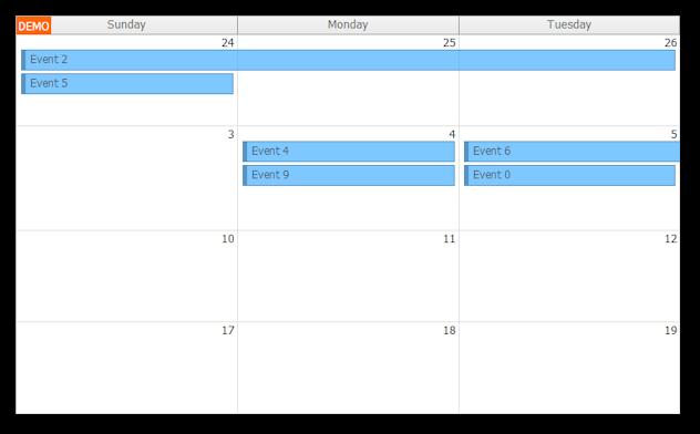 Event Calendar Js : Daypilot news september